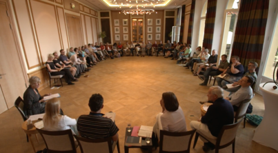 Berlin Residency Seminar: Cross-Disciplinary & Looking Outward