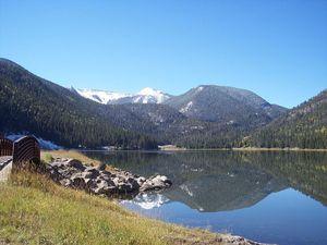 Big Meadows Lake