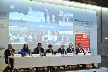 Inter-Civilizational Dialogue in Azerbaijan