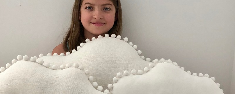 Sew a Softie - Cloud Pillows