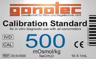 500 mOsmol/kg Kalibrierstandard
