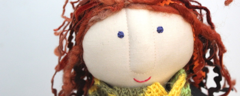 Sew Myself Doll Challenge