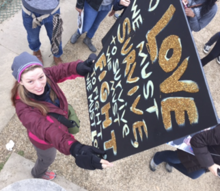 Lessons from the Enhancing Life Project: Why I marched; why I write
