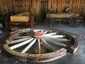 Wagon Wheel Repairs