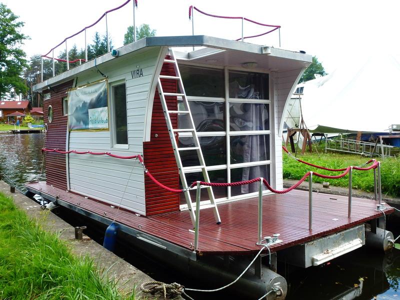 Vira - unser Romantikboot, führerscheinfrei!