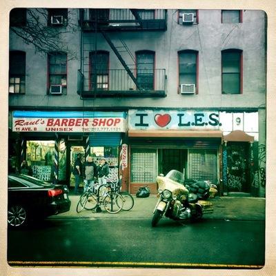 Farewell New York