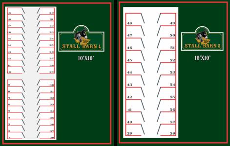 Stall Barn Map