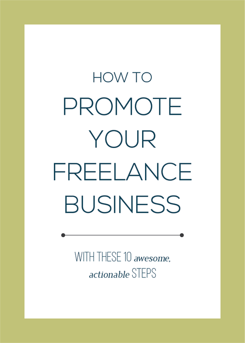 Here are 10 really actionable (not vague, or BS!) steps you can take today to help promote and advertise your freelance web development business.  Let's get started..!