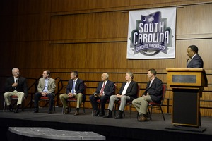 Tenth Annual South Carolina Coaches for Charity Event