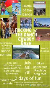 Rockin' The Ranch Cowboy Bash