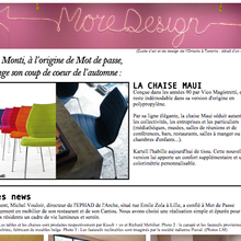 Newsletter Octobre 2012