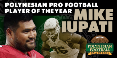 Mike Iupati - 2015 Pro Player of the Year